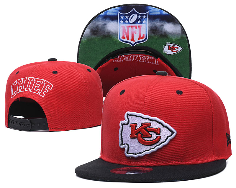 New NFL 2020 Kansas City Chiefs 4 hat