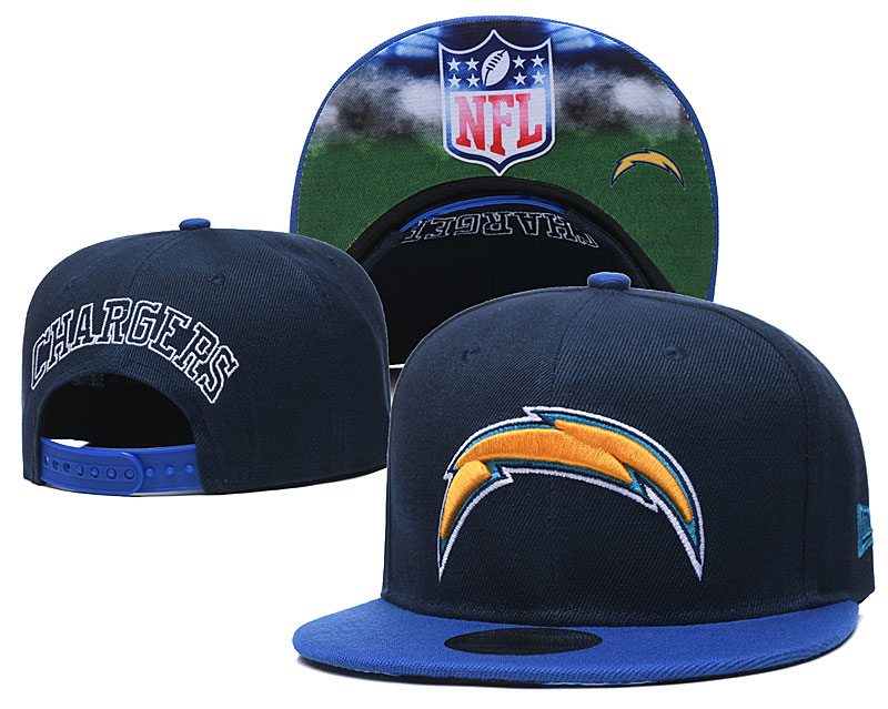 New NFL 2020 Los Angeles Chargers hat
