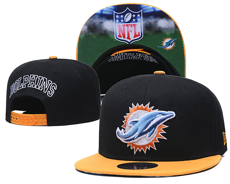 New NFL 2020 Miami Dolphins 5 hat