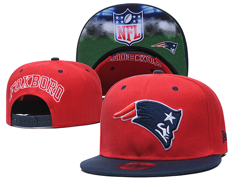 New NFL 2020 New England Patriots 2 hat