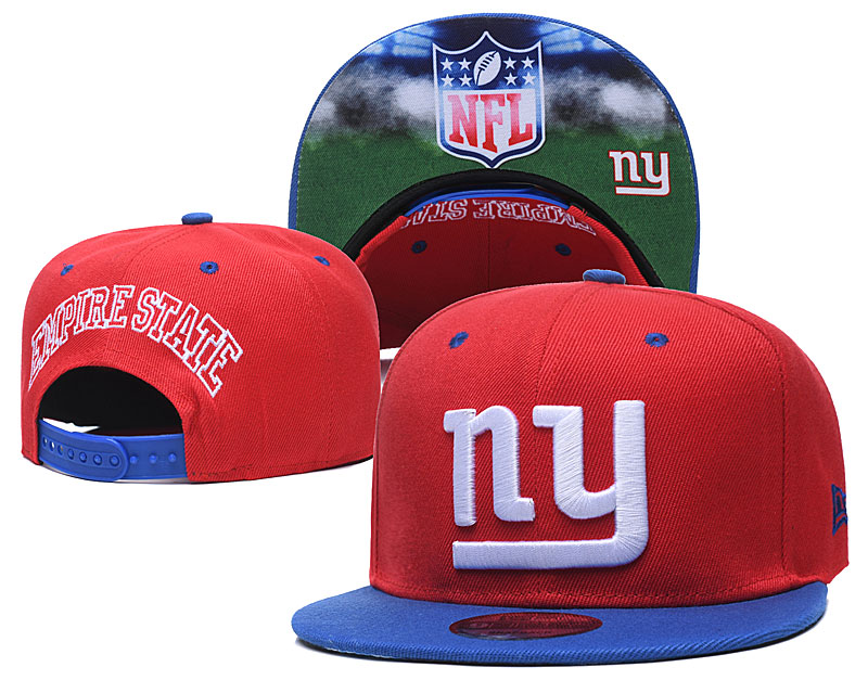 New NFL 2020 New York Giants hat