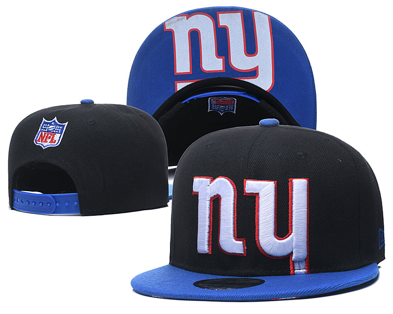 New NFL 2020 New York Giants 2 hat