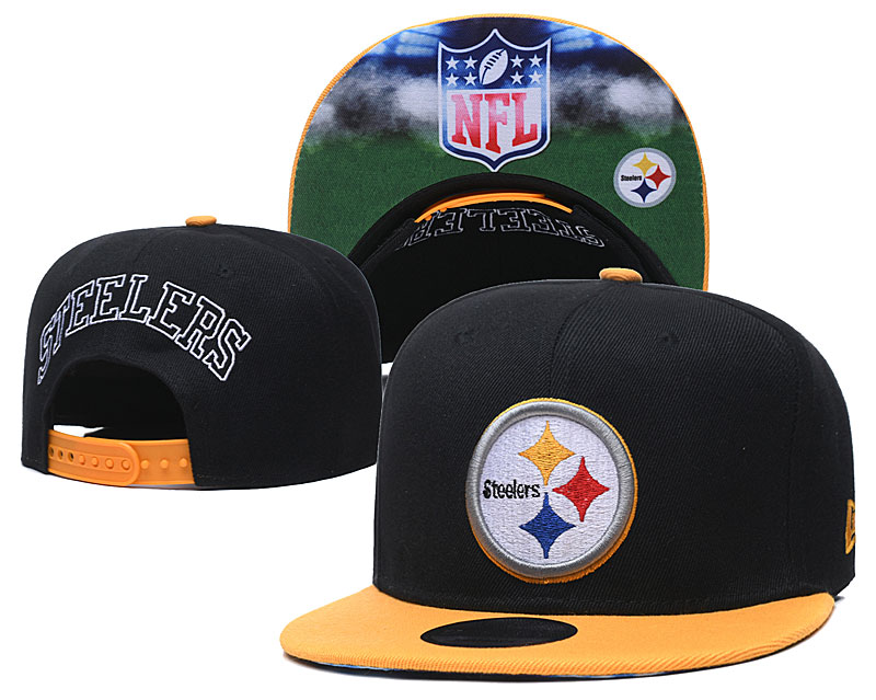 New NFL 2020 Pittsburgh Steelers 4 hat