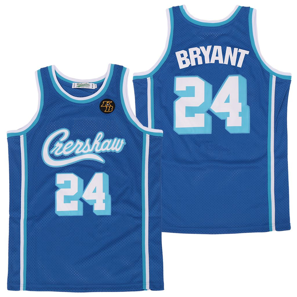 Wholesale Men Los Angeles Lakers 24 Bryant Blue 2020 KB Edition NBA Jerseys