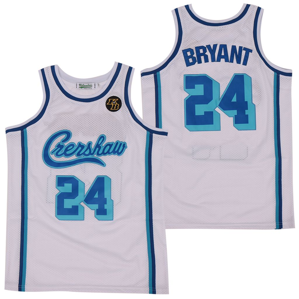 Wholesale Men Los Angeles Lakers 24 Bryant White 2020 KB Edition NBA Jerseys