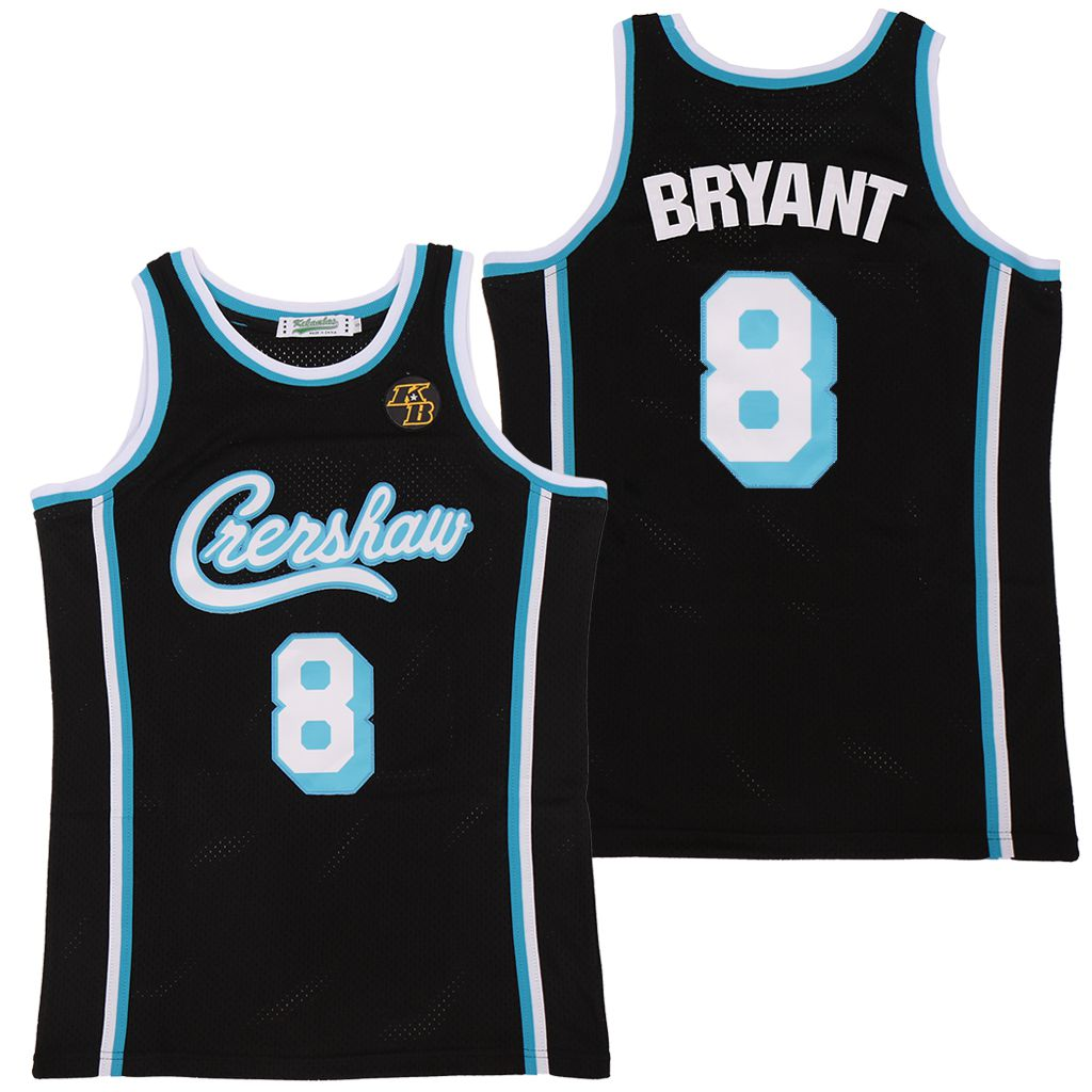 Wholesale Men Los Angeles Lakers 8 Bryant Black 2020 KB Edition NBA Jerseys