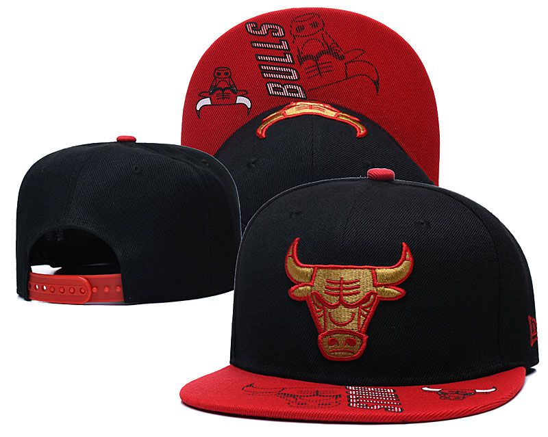 Cheap 2020 NBA Chicago Bulls Hat 20209151