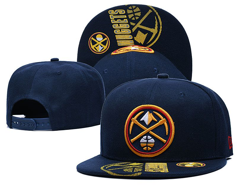 Wholesale 2020 NBA Denver Nuggets Hat 2020915