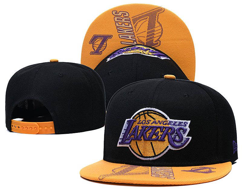 Wholesale 2020 NBA Los Angeles Lakers Hat 20209151
