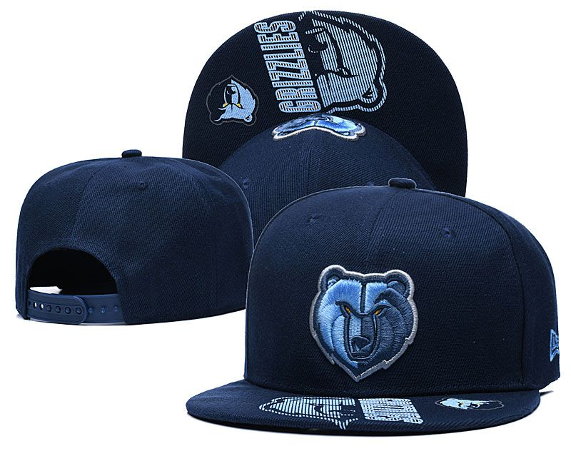 Wholesale 2020 NBA Memphis Grizzlies Hat 2020915