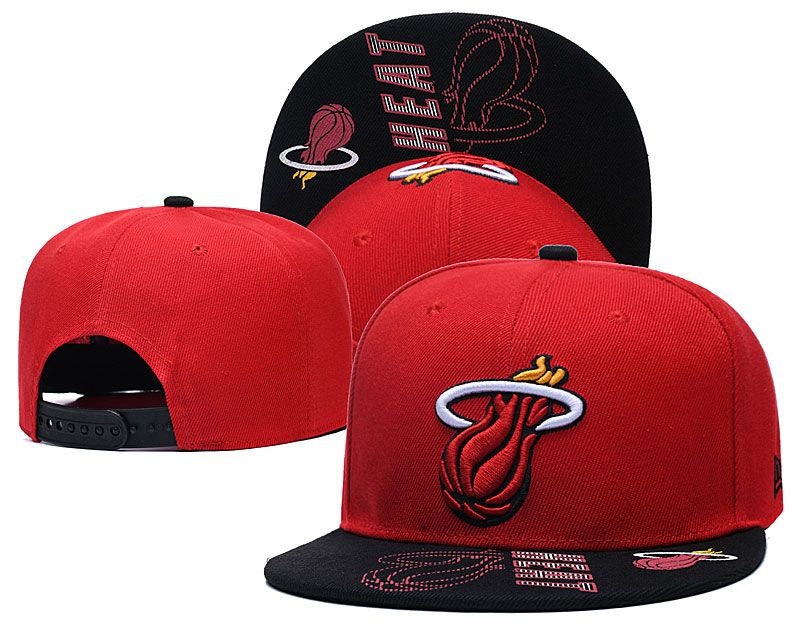 Wholesale 2020 NBA Miami Heat Hat 2020915