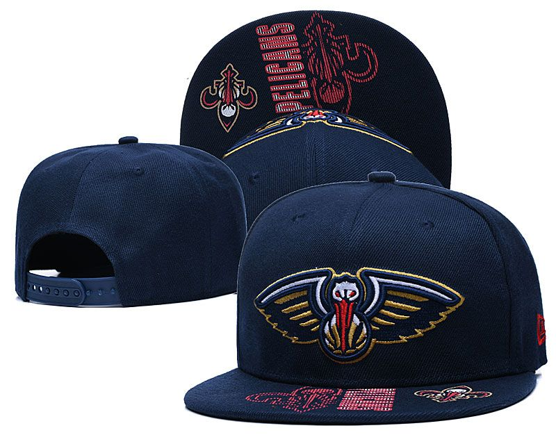 Wholesale 2020 NBA New Orleans Pelicans Hat 2020915