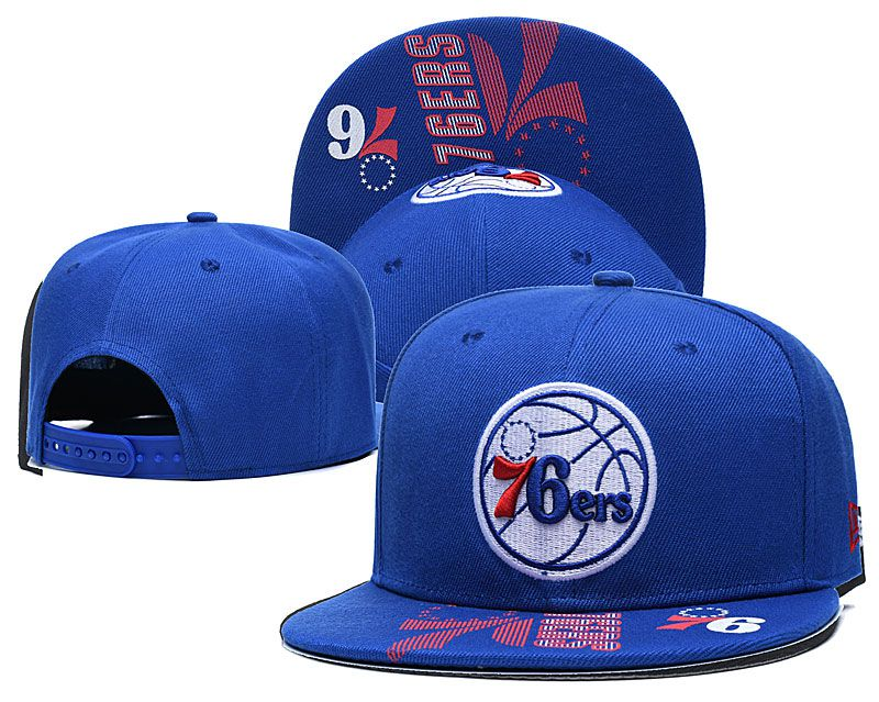 Wholesale 2020 NBA Philadelphia 76ers Hat 2020915
