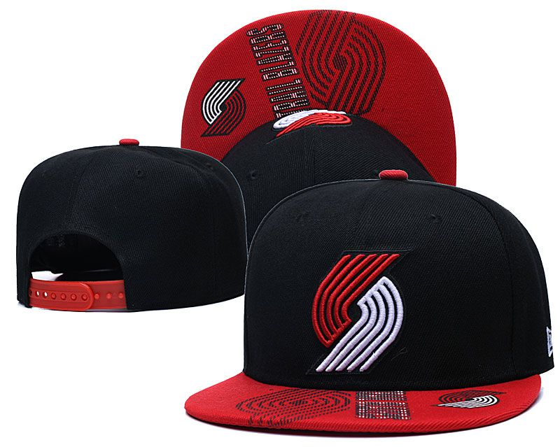 Cheap 2020 NBA Portland Trail Blazers Hat 2020915