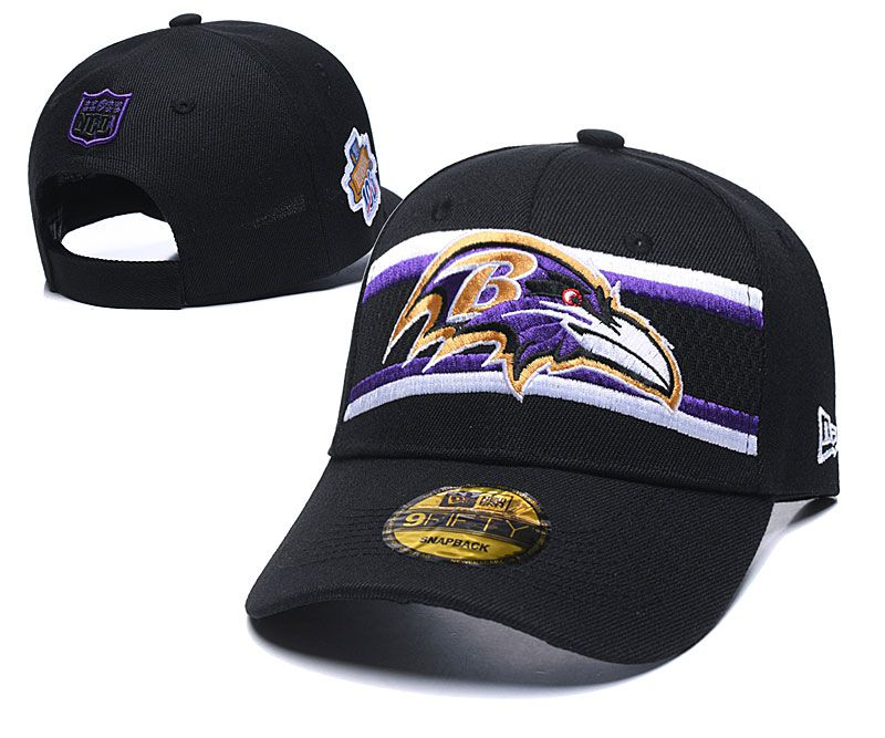 Wholesale 2020 NFL Baltimore Ravens Hat 20209151