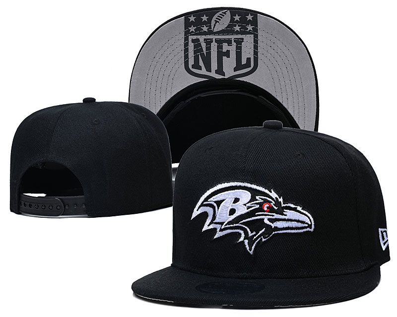 Wholesale 2020 NFL Baltimore Ravens hat2020902