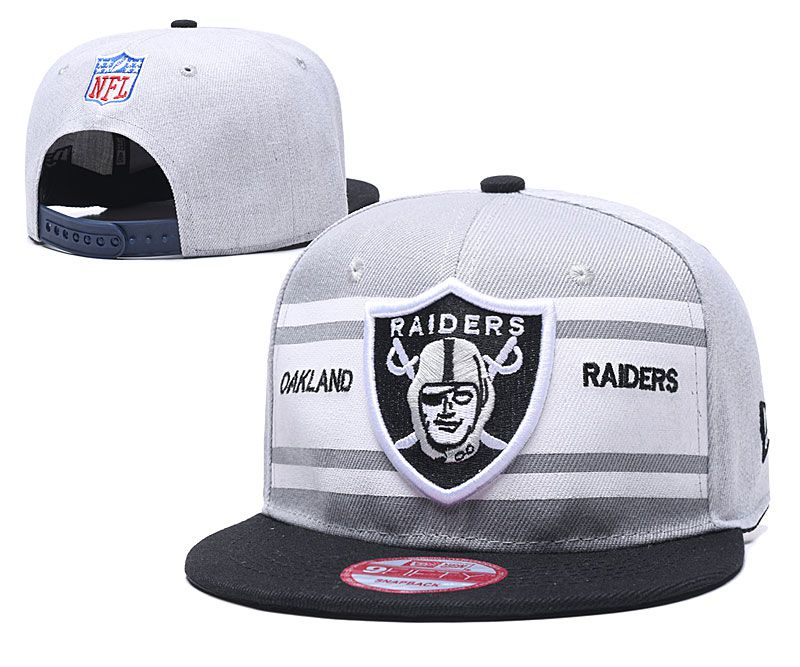 Cheap 2020 NFL Oakland Raiders Hat 20209151