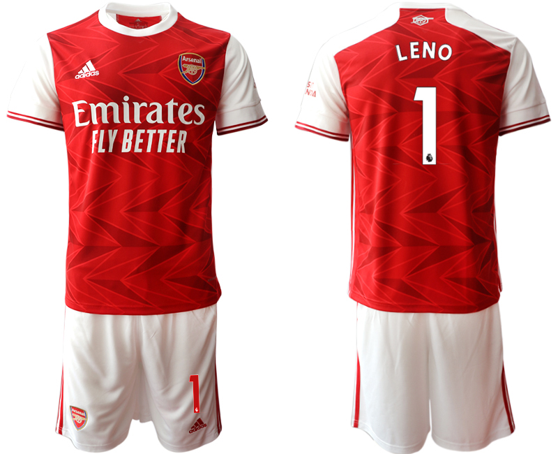 Cheap Men 2020-2021 club Arsenal home 1 red Soccer Jerseys