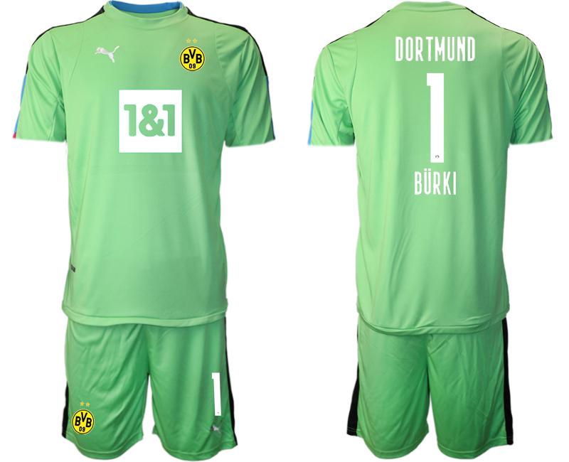 Men 2020-2021 club Borussia Dortmund away 13 black Soccer ...