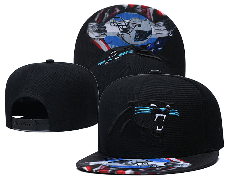 Cheap 2020 NFL Carolina Panthers Hat 20201030