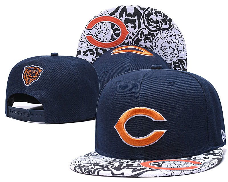 Cheap 2020 NFL Chicago Bears Hat 20201030