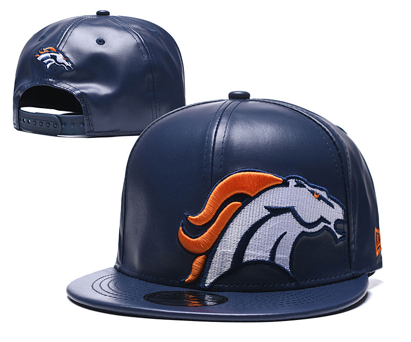 Wholesale 2020 2020 NFL Denver Broncos 5 hat GSMY hat GSMY