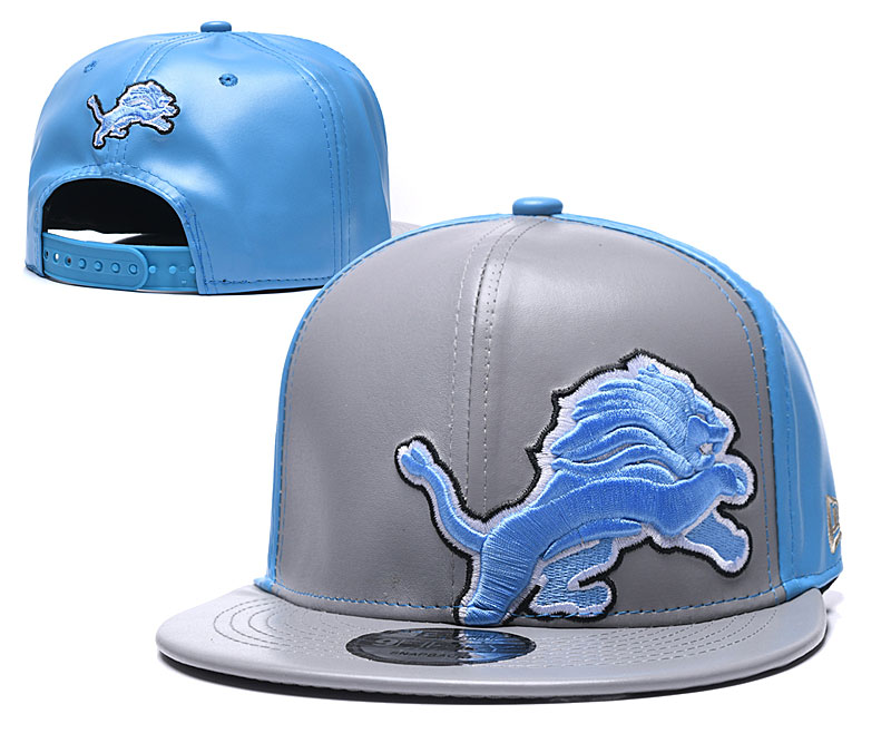 Cheap 2020 2020 NFL Detroit Lions 3 hat GSMY hat GSMY