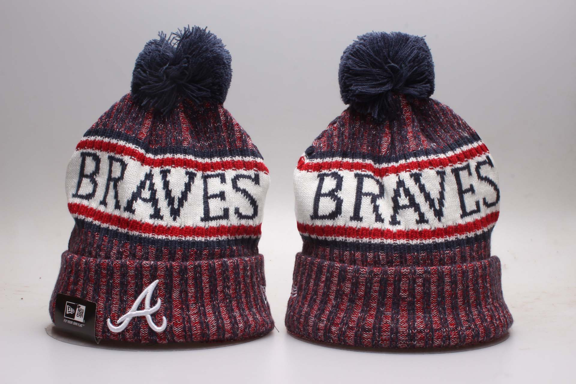 Wholesale 2020 MLB Atlanta Braves Beanies 5