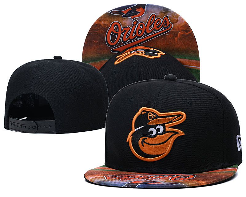 Wholesale 2020 MLB Baltimore Orioles Hat 2020119