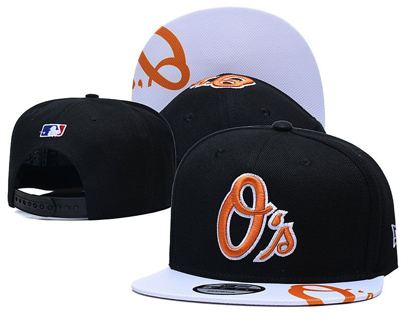 Wholesale 2020 MLB Baltimore Orioles Hat 20201192