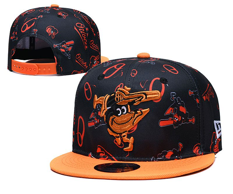 Wholesale 2020 MLB Baltimore Orioles Hat 20201194