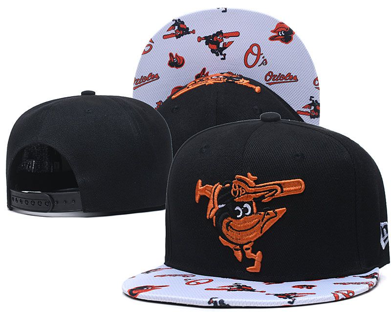 Wholesale 2020 MLB Baltimore Orioles Hat 20201195