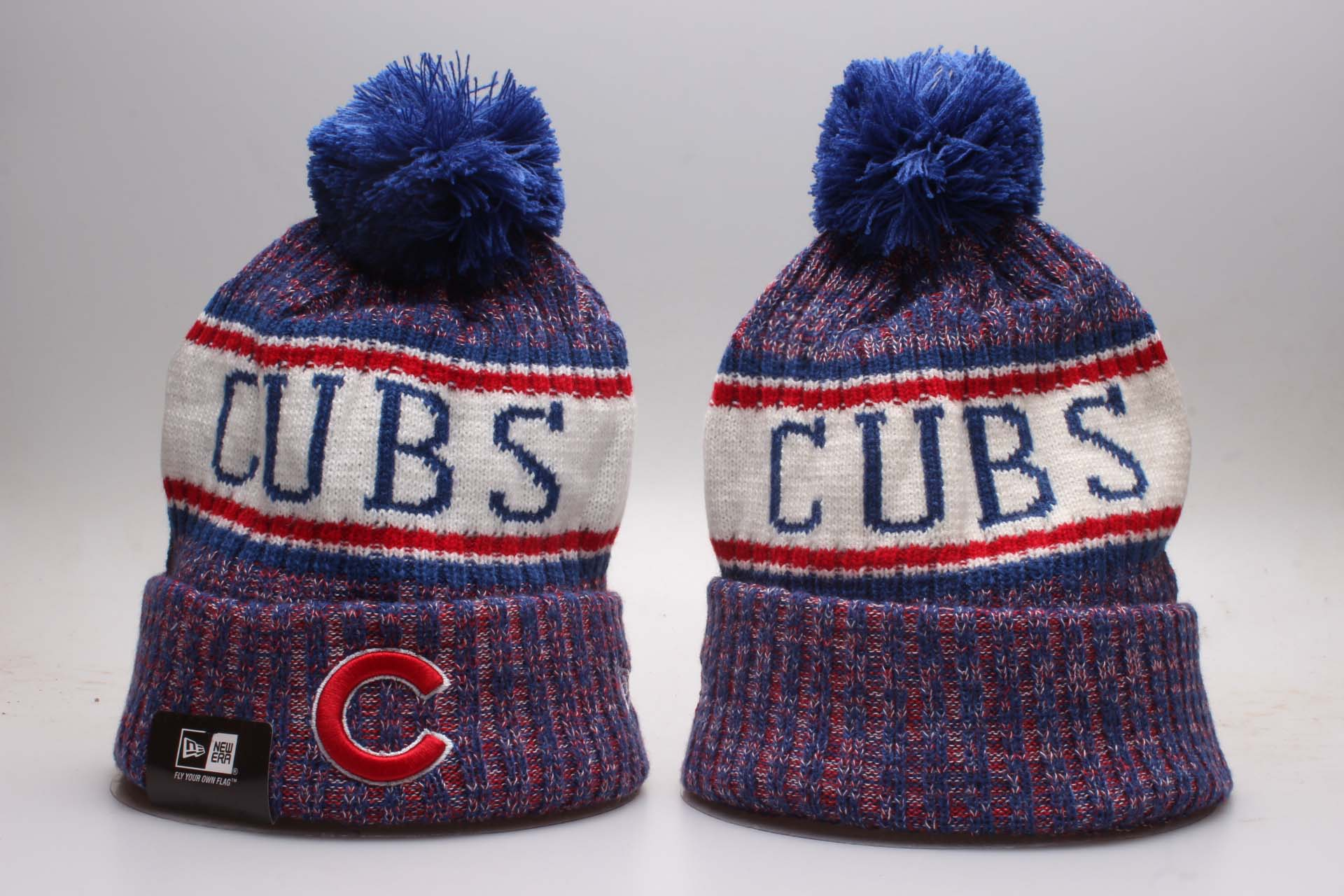 Wholesale 2020 MLB Chicago Cubs Beanies 4