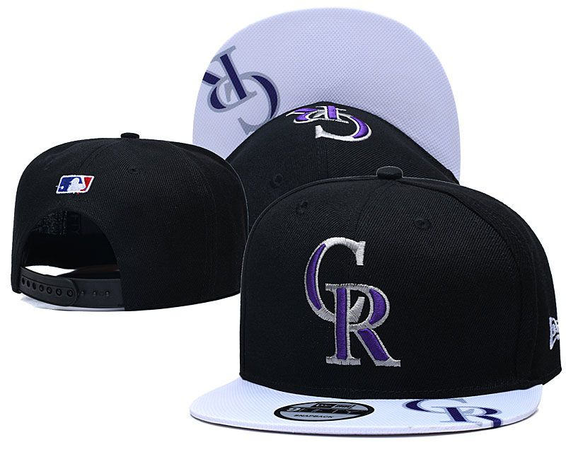 Wholesale 2020 MLB Colorado Rockies Hat 2020119