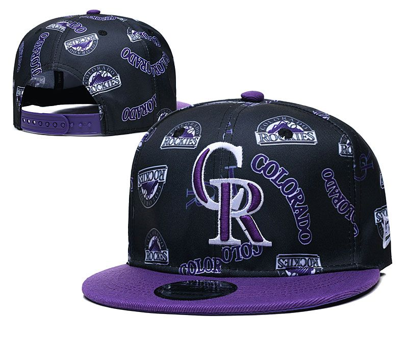 Wholesale 2020 MLB Colorado Rockies Hat 20201191
