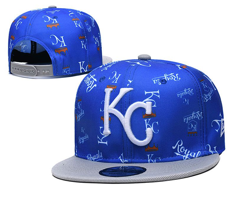 Wholesale 2020 MLB Kansas City Royals Hat 20201192