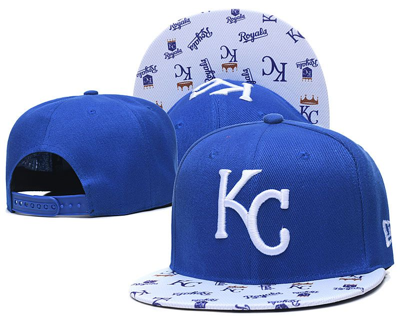 Wholesale 2020 MLB Kansas City Royals Hat 20201193
