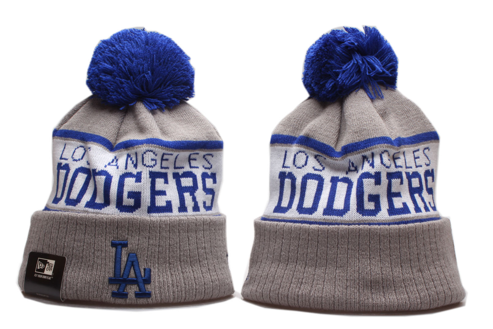 Wholesale 2020 MLB Los Angeles Dodgers Beanies2