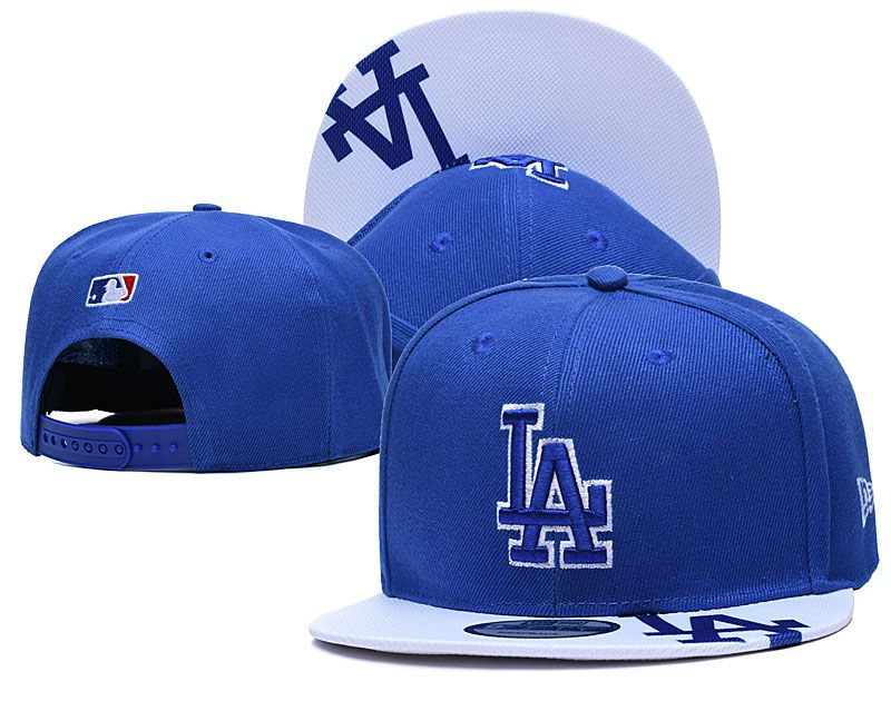 Wholesale 2020 MLB Los Angeles Dodgers Hat 20201191
