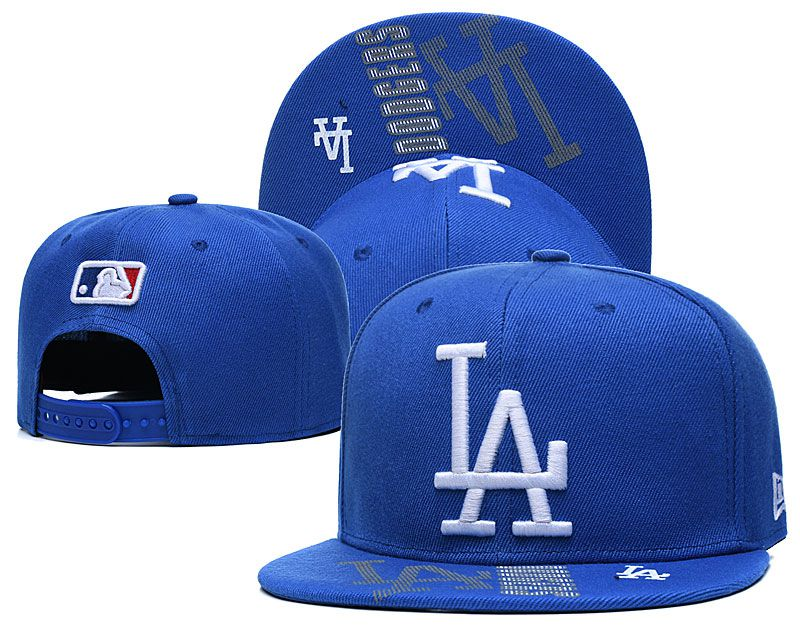 Wholesale 2020 MLB Los Angeles Dodgers Hat 202011916