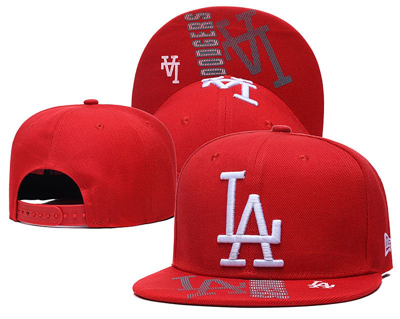 Wholesale 2020 MLB Los Angeles Dodgers Hat 202011917