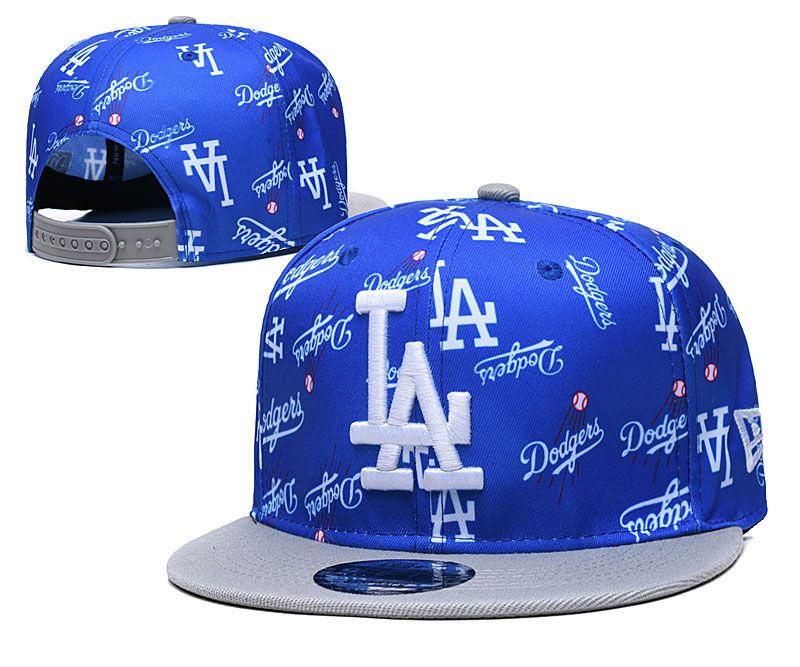 Wholesale 2020 MLB Los Angeles Dodgers Hat 20201192