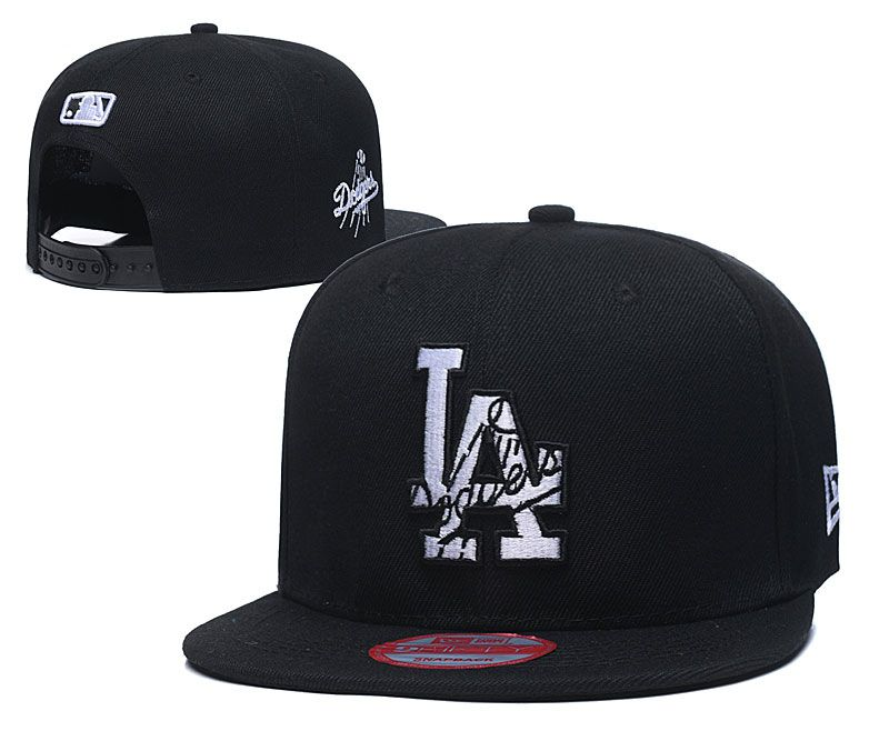 Wholesale 2020 MLB Los Angeles Dodgers Hat 202011920