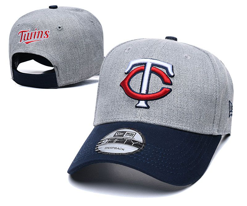 Wholesale 2020 MLB Minnesota Twins Hat 2020119