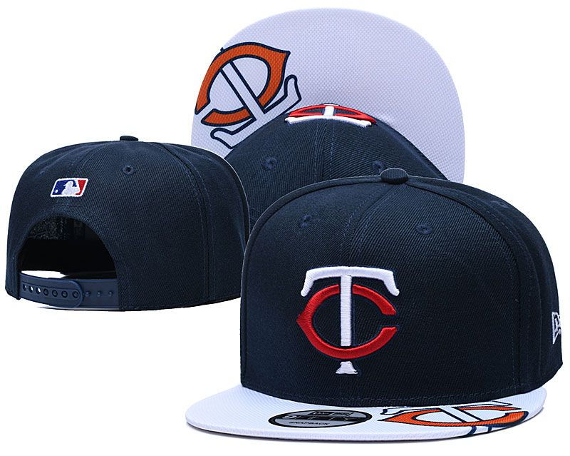 Wholesale 2020 MLB Minnesota Twins Hat 20201191