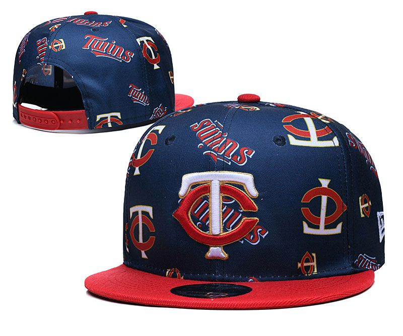 Wholesale 2020 MLB Minnesota Twins Hat 20201192