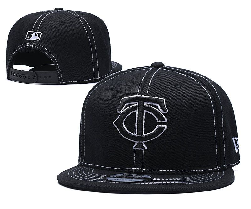 Wholesale 2020 MLB Minnesota Twins Hat 20201196