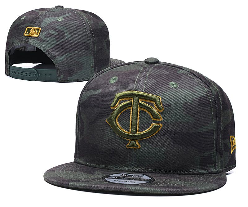 Wholesale 2020 MLB Minnesota Twins Hat 20201197