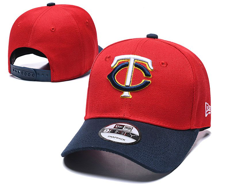 Wholesale 2020 MLB Minnesota Twins Hat 20201198