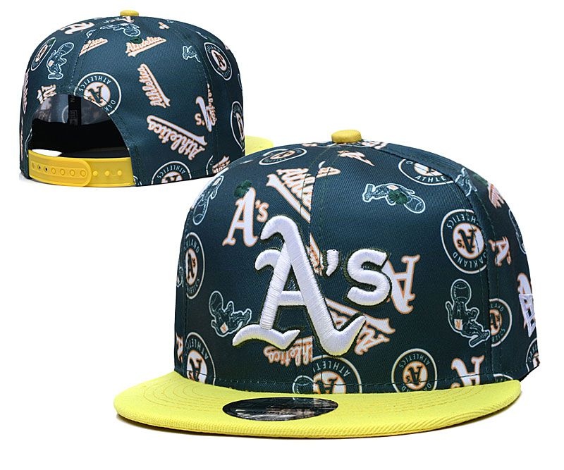 Wholesale 2020 MLB Oakland Athletics Hat 20201192